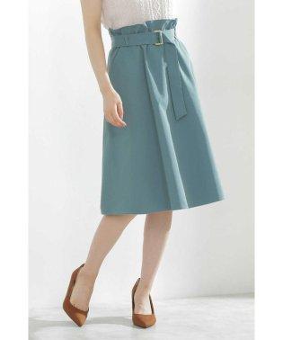 ◆ツイルギャザースカート
