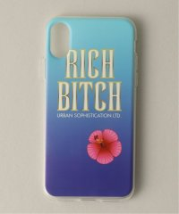URBAN SOPHSTICATION RICH BITCH IPHONE COVER