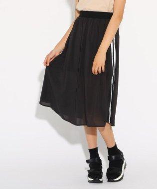 ★ニコラ掲載★ギャザーラインロング スカート