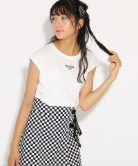★ニコラ掲載★ノースリシンプル Tシャツ