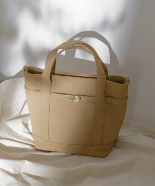ベルトミニトートバッグ