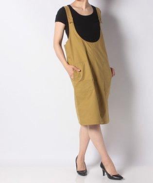 【ITEMS】ワークポケットツイルジャンパースカート