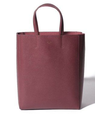 【CELINE】ハンドバッグ/SMALL CABAS【LIGHT BURGUNDY】
