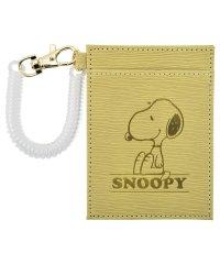 SNOOPY スヌーピー パスケース カードケース ICカードケース