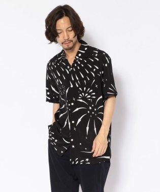 Aloha Blossom/アロハ ブロッサム/AB HANABI SHIRTS/ハナビ アロハシャツ
