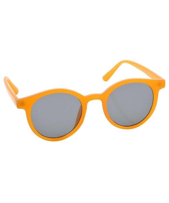 (cream dot/クリームドット)2typeから選べるボスリントンフレームのサングラス/レディース イエロー