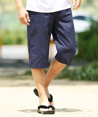 ステテコ / 綿 シャレテコ 紳士 肌着 快適 メンズ 膝丈