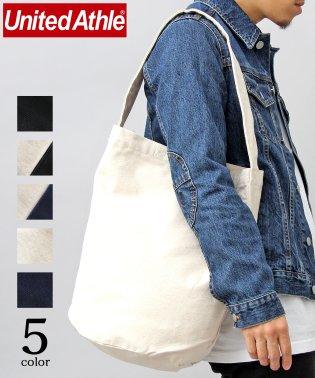 【UnitedAthle/ユナイテッドアスレ】ヘヴィーキャンバスバケツバッグ/バケツ型ショルダーバッグ