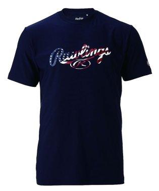 ローリングス/USA ロゴTシャツ