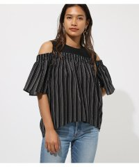 OFF SHOULDER DOCKING TOPS