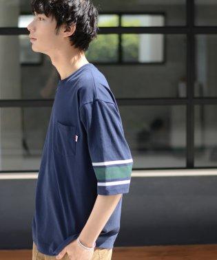 USAコットンハーフスリーブフットボールTシャツ