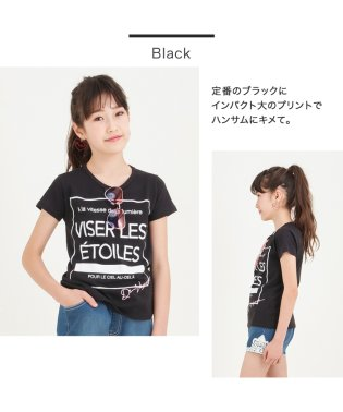 RUSH HOUR ガールズ プリントTシャツ MH/RHGIRL04