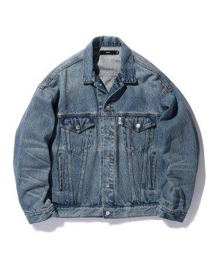 VAPORIZE / Used Denim Jacket