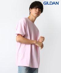 GILDAN/ギルダン WEB限定 ビッグシルエットUSAフィット1/2スリーブTシャツ