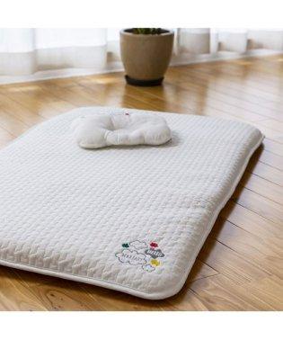 ベビーイブル 水洗いごろ寝布団 70x120cm クラウド ホワイト