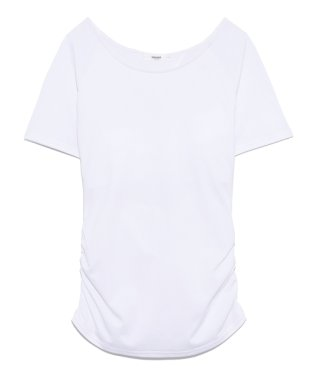 【emmi yoga】カップ付きTシャツ