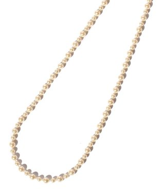 【SHIPS for women】MIRIAM.H:TQ/PEARL/CLEAR LONG
