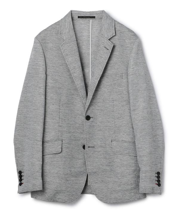 カラミ織りストレッチジャケット