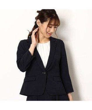【セットアップ対応商品】【夏新作】麻調合繊  テーラードジャケット