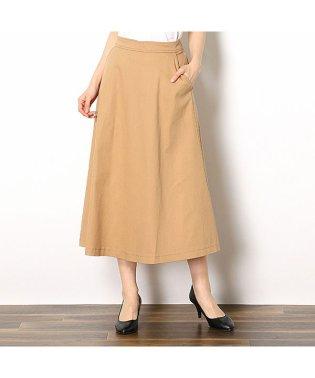 【キレイ魅せ】チノフレアスカート