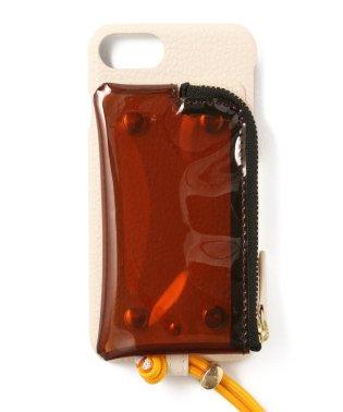 A SCENE/エーシーン/クリアポケット付きCASE (iphone6/6s/7/8 共通サイズ)