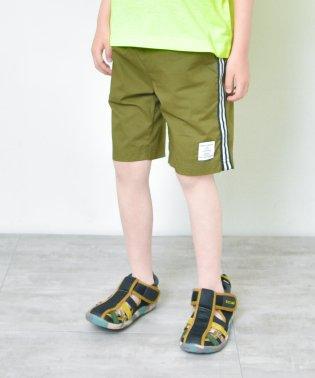 【プチプラ】サイドラインショートパンツ(90~140cm)