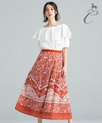 【Class Lounge】SARASAプリントスカート