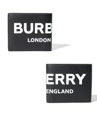【BURBERRY】Logo print オリザイフ