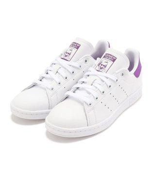 adidas (アディダス) STAN SMITH W スタンスミス / EE5864 WHT/PUR
