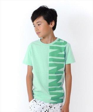 ビッグロゴ半袖Tシャツ