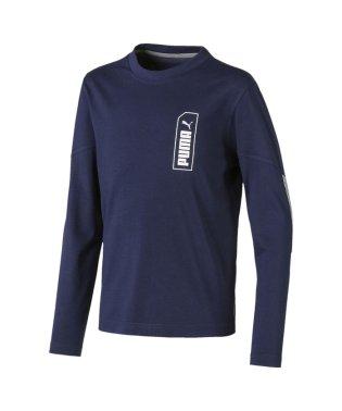 プーマ/キッズ/NU-TILITY LS Tシャツ