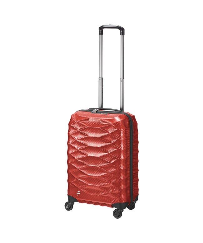 (ProtecA/プロテカ)エース プロテカ スーツケース 機内持ち込み 超軽量 Sサイズ 37L ACE PROTeCA 01821 エアロフレックスライト/ユニセックス レッド