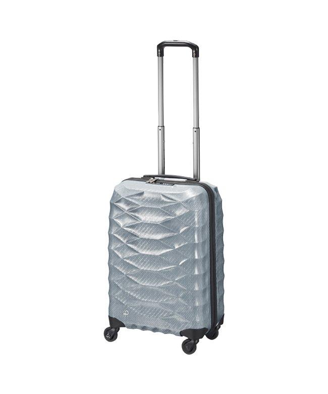 (ProtecA/プロテカ)エース プロテカ スーツケース 機内持ち込み 超軽量 Sサイズ 37L ACE PROTeCA 01821 エアロフレックスライト/ユニセックス グレー