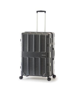 アジアラゲージ マックスボックス モザイク スーツケース Lサイズ 96L 受託手荷物規定内 ALI-2711