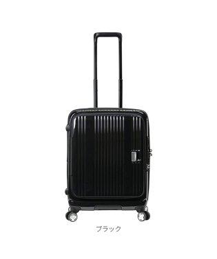 バーマス ユーロシティ スーツケース フロントオープン Mサイズ/55L USBポート BERMAS 60291