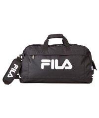 フィラ FILA ボストンバッグ レディース メンズ スクエア 42L 大容量 修学旅行 旅行 合宿 新作 7612