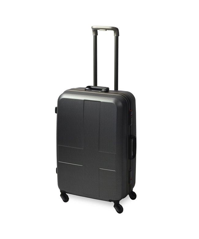 (innovator/イノベーター)イノベーター スーツケース Mサイズ フレーム 軽量 innovator 60L inv−58/ユニセックス ブラック