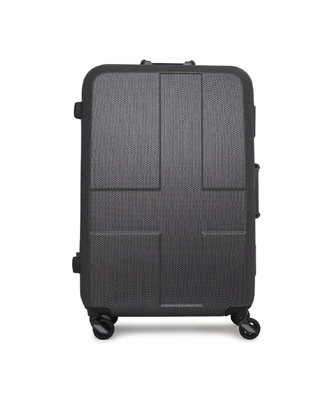 (innovator/イノベーター)イノベーター スーツケース Lサイズ フレームタイプ 軽量 大型 大容量 innovator 90L inv−68/ユニセックス ブラック