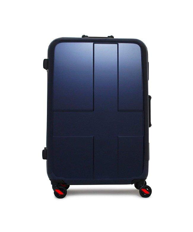 (innovator/イノベーター)イノベーター スーツケース Lサイズ フレームタイプ 軽量 大型 大容量 innovator 90L inv−68/ユニセックス インディゴ