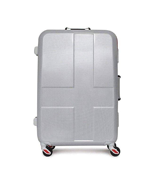 (innovator/イノベーター)イノベーター スーツケース Lサイズ フレームタイプ 軽量 大型 大容量 innovator 90L inv−68/ユニセックス ホワイト