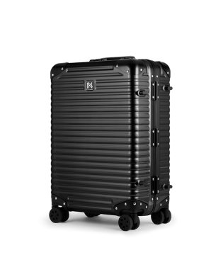 ランツォ スーツケース 機内持ち込み LANZZO NORMAN LIGHT 34L Sサイズ ノーマンライト アルミフレーム ポリカーボネートボディ