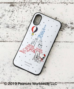PEANUTS/iPhoneX/Xsバンパーケース