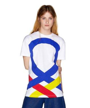 ロゴ半袖Tシャツ・カットソーJCC(ユニセックス)