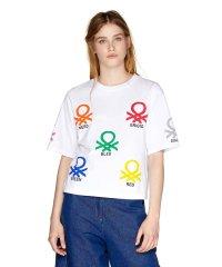 マルチロゴ半袖Tシャツ・カットソーJCC