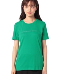 ロゴクルーネック半袖Tシャツ・カットソー