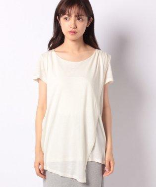 モダールパネル半袖Tシャツ・カットソー