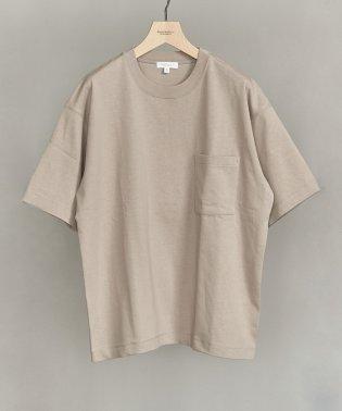 BY クリスピーコットン 樽型 Tシャツ