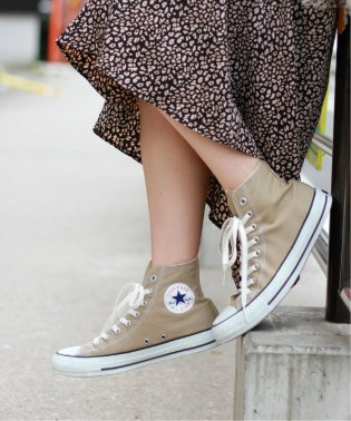【CONVERSE】CANVAS ALL STAR COLORS HI:オールスターハイカット◆
