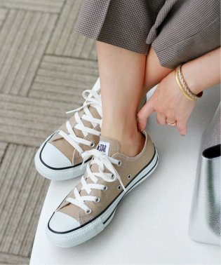 【CONVERSE】CANVAS ALL STAR COLORS OX:オールスターローカット◆