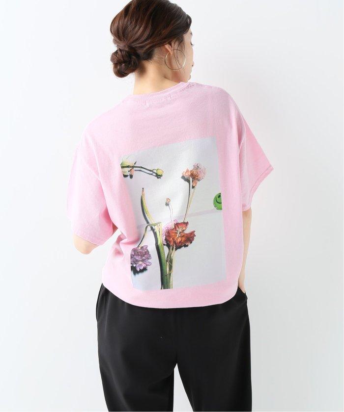 【LABRAT/ラブラット】LABRATxAlba Yruela OTee:Tシャツ